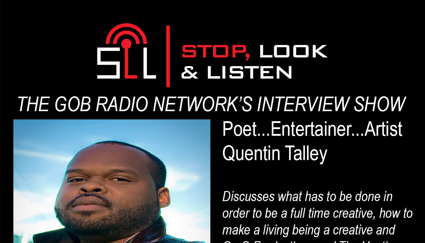 Stop Look Amp Listen Quentin Talley