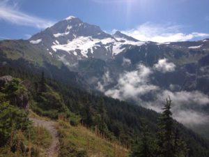 Mt. Hood run