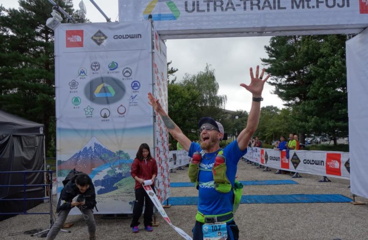 Psyched to grab the last podium spot. Photo Meghan Hicks/iRunFar