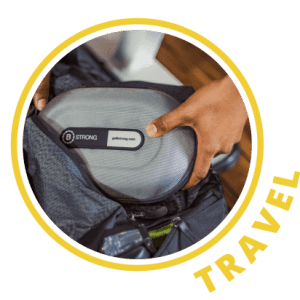 B STRONG Applications Travel