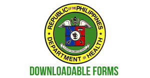 Downloadable Forms DOH