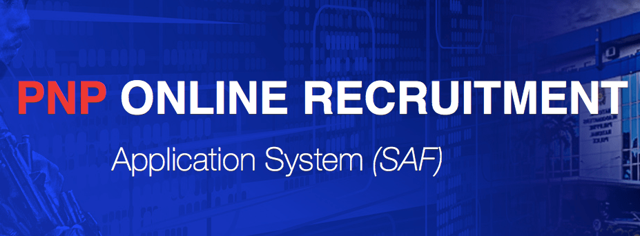 PNP Online Application