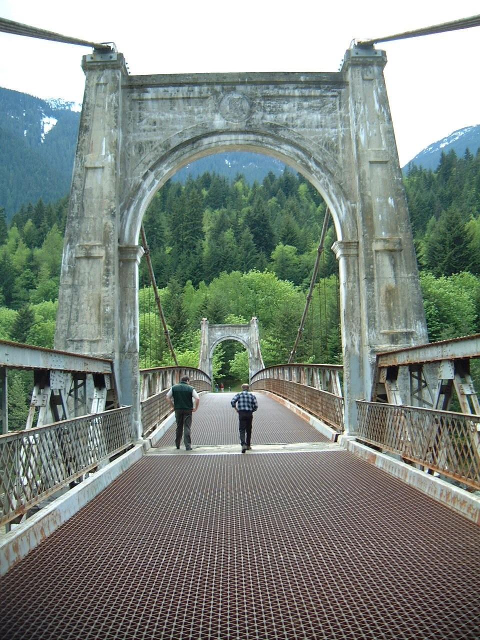 Alexandra Bridge Go Camping Bc