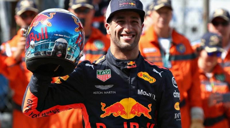 [F1] 모나코 GP, 다니엘 리카르도 예선 1위… 베텔 2위·해밀턴 3위
