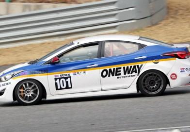 [넥센스피드레이싱] 하드론 GT-100 1R, 원웨이 모터스포트 원상연 우승