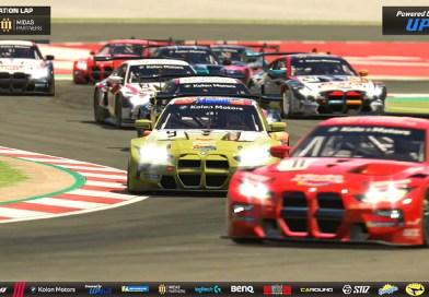'2021 코오롱 AMX e스포츠' 9라운드 종료… DCT e레이싱 김규민 스프린트·메인 레이스 모두 석권