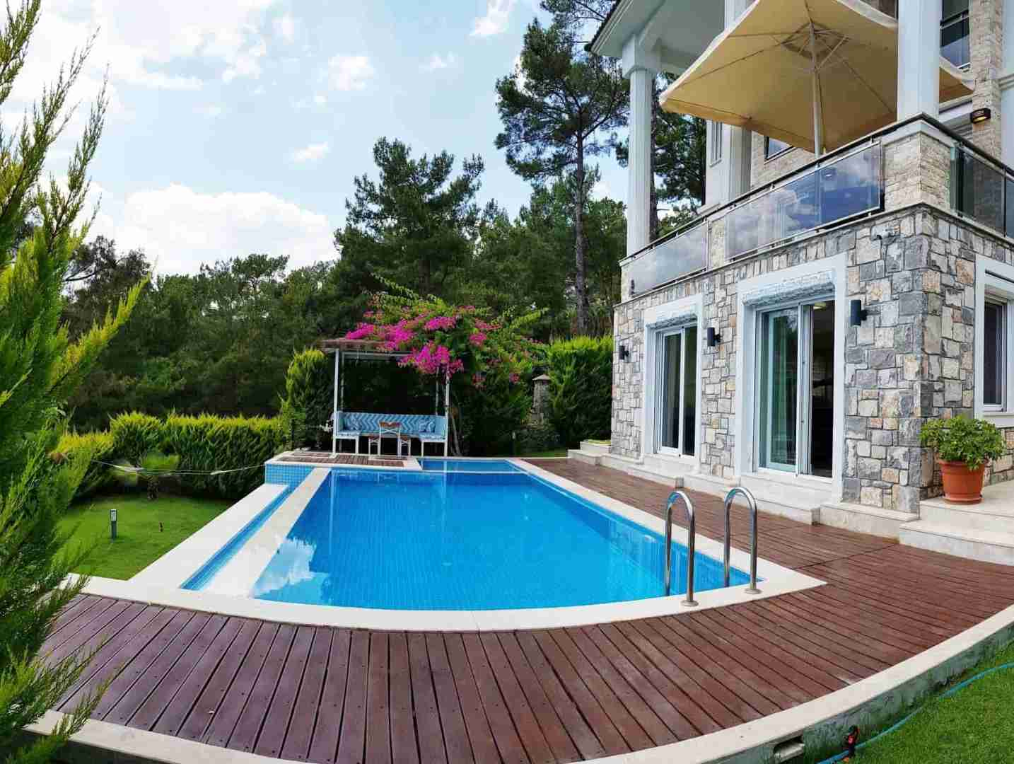 Private Villa with Pool in Gocek Turkey