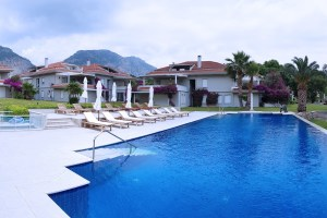 Holiday Apartment with Pool in Gocek Turkey | Violet