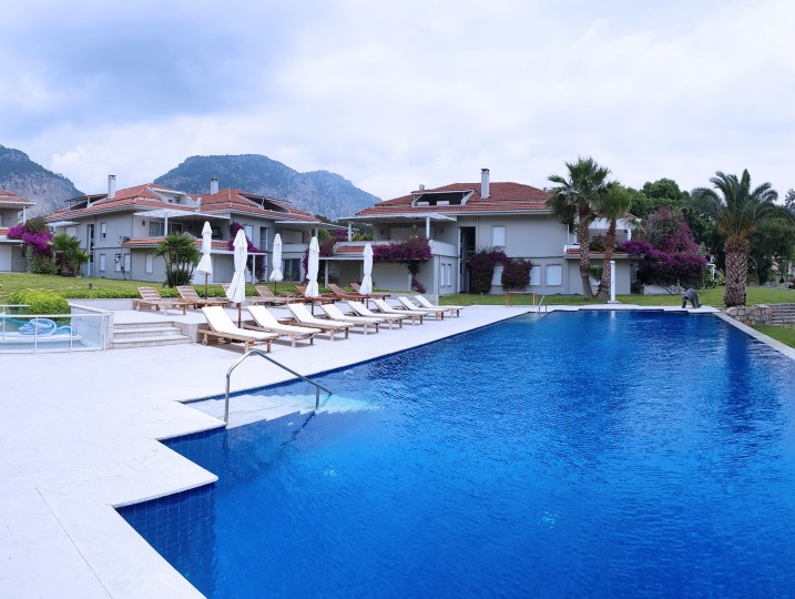 Holiday Apartment with Pool in Gocek Turkey   Violet