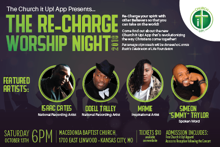 Church it up app