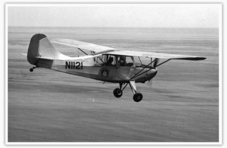 Piper Cub 1966