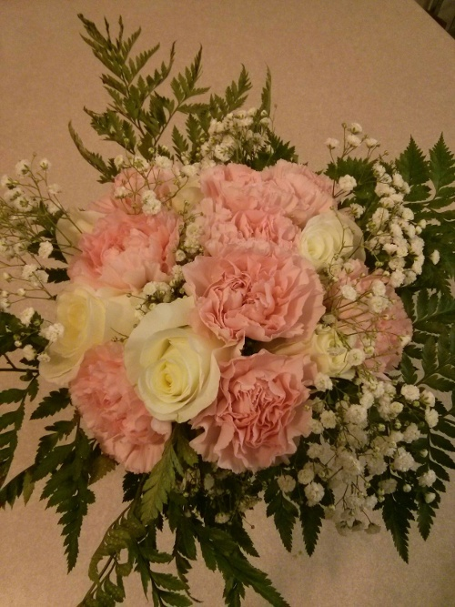 Floral Design 2 - Hand Tied Bouquet