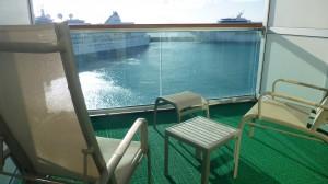 Azura caribbean balcony