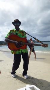 Singing Man Grand Anse