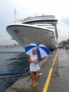 Oceania embarkation
