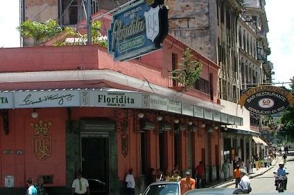 Bar El Floridita