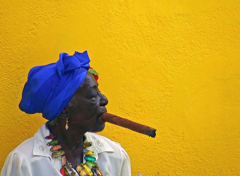 Mieszkanka Kuby