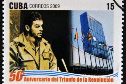 Znaczki z podobizną Che
