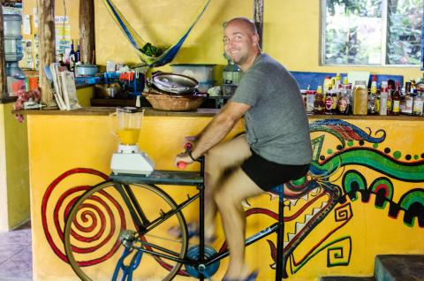 Smoothie by Bicycle