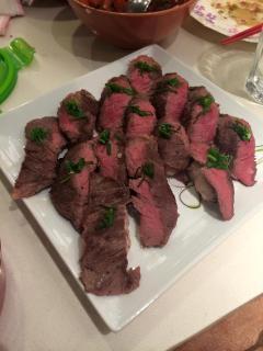 "Kobe Beef ""Sushi"""