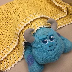 Baby Blanket by Winnie