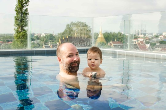 Learning to Swim Amongst the Temples