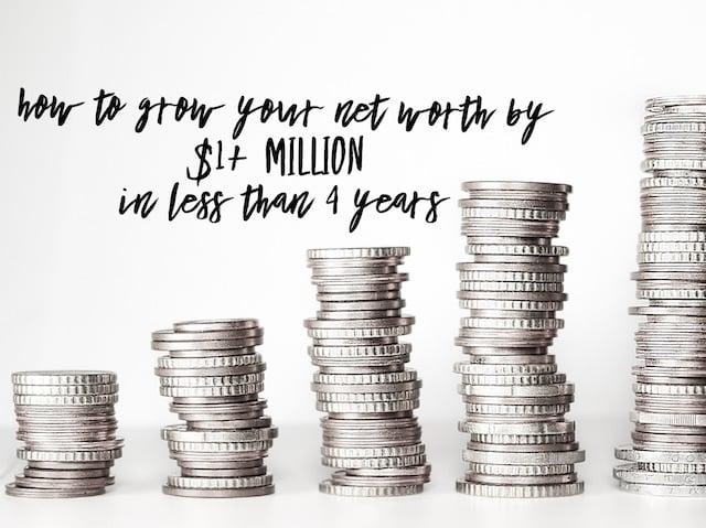 grow net worth