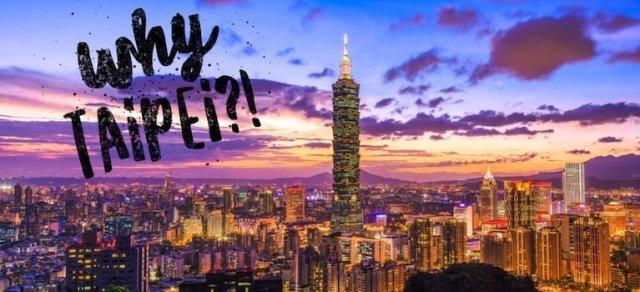 Why Taipei?! - Go Curry Cracker!
