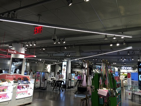 why retail lighting is important to