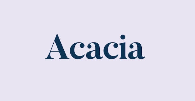 Serif Acacia