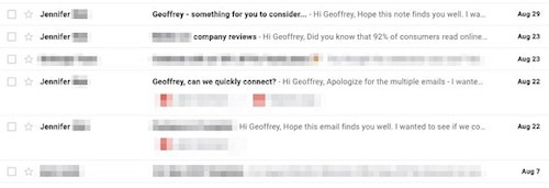 How To Write A Sales Email Subject Examples