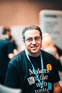 Philip Levine at WordCamp US 2019