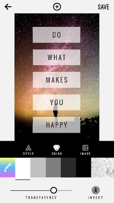 Pinterest On Mobile Shade