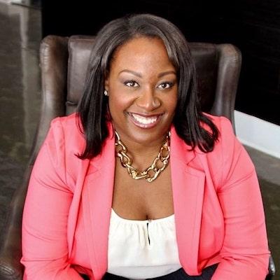 Travel Industry Insiders Jenn Earley Pink Jacket