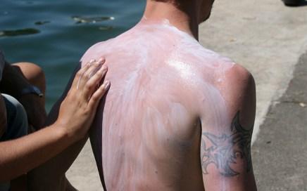 crème solaire toxique