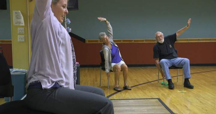 parkinson exercices en groupe