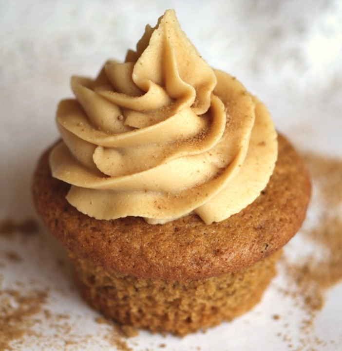 Vegan Maple Cupcakes Recipe With Pure Ercream The Easy Dairy Free Is