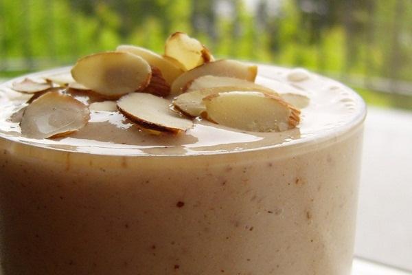 Almond Dairy-Free Protein Shake by GoDairyFree.org