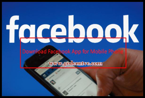 Facebook Download App How To Use Facebook App Download And Install Facebook App Godcentvc