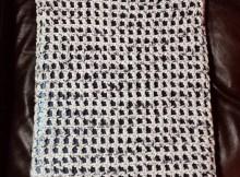 Free Crochet Pattern - Mesh Market Bag