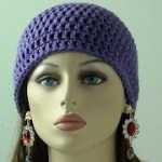 Beginner Crochet Beanie Hat - Video Tutorial
