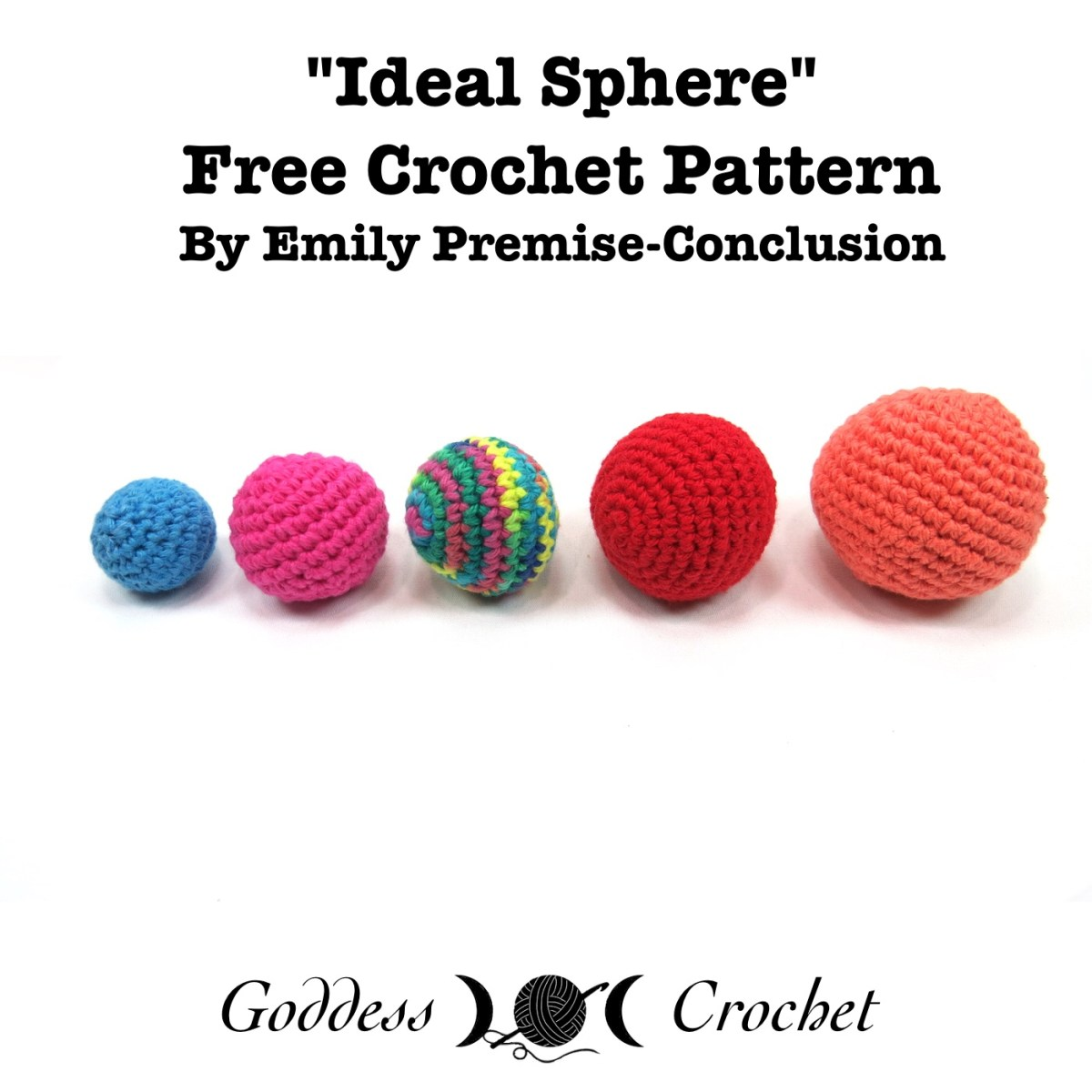The Secret To Perfect Amigurumi + Crochet Ball Pattern - Just Be ... | 1200x1200