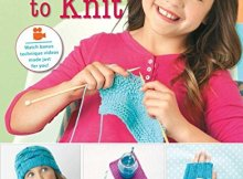 Teach Me to Knit - Book Review