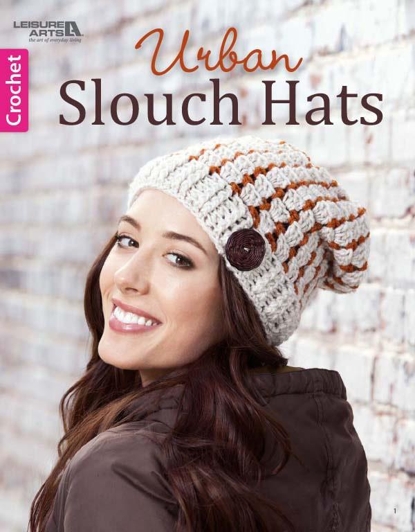Urban Slouch Hats Crochet Pattern Book Review Goddess Crochet