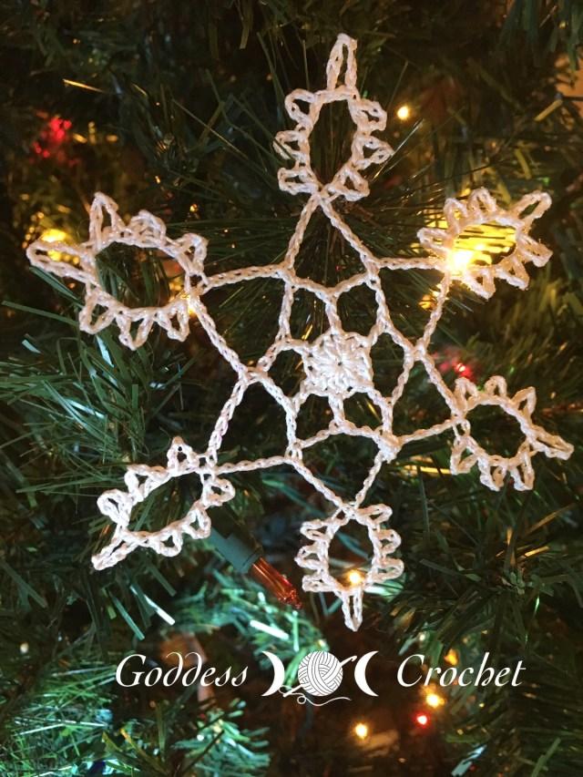 99 Snowflakes Vol. 2, Leisure Arts Crochet Pattern Book Review