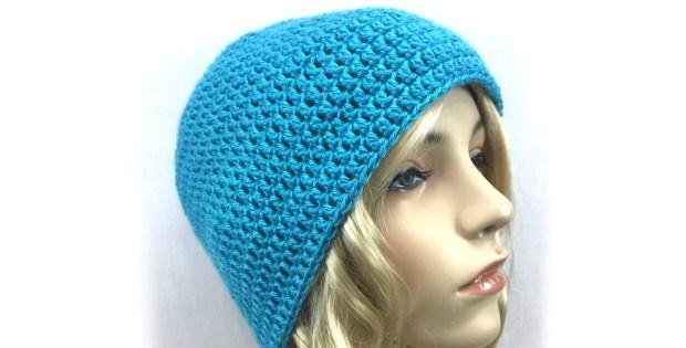 The D.C. Beanie - Free Crochet Pattern