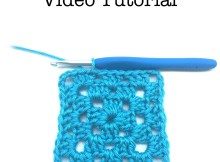 Granny Square - Video Tutorial