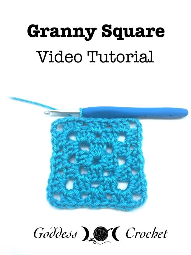 Granny Square - Video Tutorial