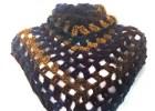 """Here Comes Treble"" Triangle Shawl - Free Crochet Pattern"