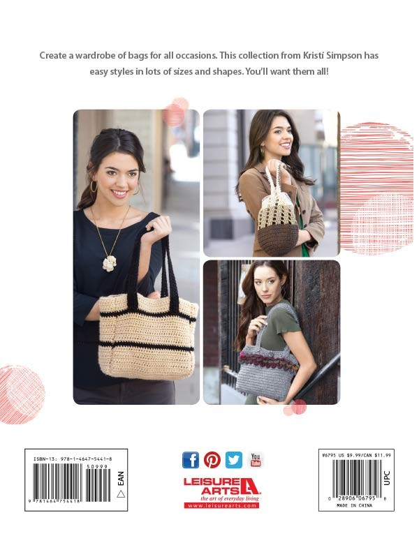 Easy Essential Bags - Back Cover